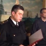 Командующий украинским флотом присягнул на верность Крыму