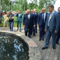 Эксперты Минсельхоза РФ оценил возможности АПК на выставке «Агро-Омск»