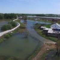 В Усть-ишимском районе вода продолжает прибывать