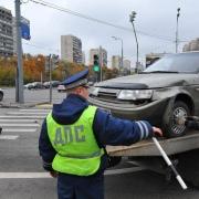 В Омске перевернулся джип гендиректора одной из местных компаний