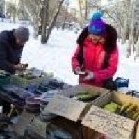 В Омске борются с продавцами нелегального мяса