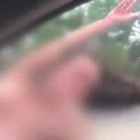 В Доминикане туристка из России высунулась в окно машины топлес и разбилась о дорожный знак