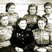 Подруги по Сталинграду