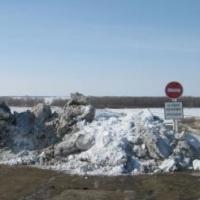 В Омской области закрывают пять ледовых переправ
