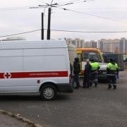 """В Омске нетрезвый водитель устроил аварию с """"маршруткой"""" и """"пятеркой"""""""