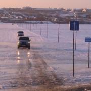 30 марта в Омской области начнут закрывать ледовые переправы