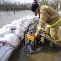Спасатели проверяют районы Омской области на готовность к паводку