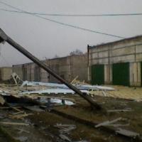 В Омской области сорвало крышу с детдома и тринадцати школ
