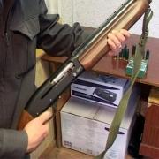 Милиционеры сложили браконьерам оружие