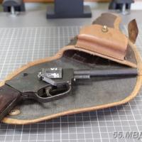 За хранение револьвера 1924 года омич может лишиться свободы