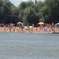 В Омской области официально открыли 3 пляжа