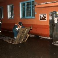 Омские службы потратили почти 1,3 млн рублей на ликвидацию последствий коммунальной аварии