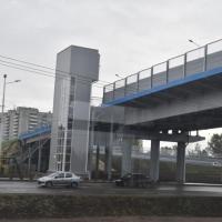 В Омске новый путепровод по улице 15-я рабочая ежечасно пропускает до 3 тысяч автомобилей