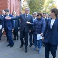 Омичка открыла Буркову всю правду о ремонте фасадов