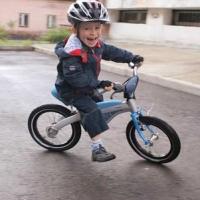 В Омске снова сбили маленького велосипедиста