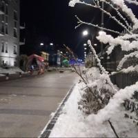 Омские синоптики обещают морозное начало недели