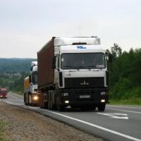 Сезонные ограничения для «большегрузов» вводятся на некоторых дорогах Омской области