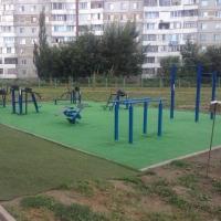 Уличные тренажеры в Омске появятся вблизи спортучреждений