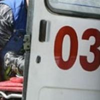Омский водитель-нарушитель влетел на иномарке в трубу