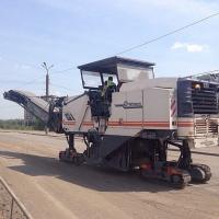 В Омске приступили к ремонту дороги на улице 5-я Северная