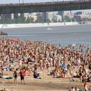 Омские пляжи облагородят за 12 миллионов