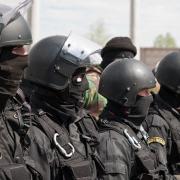 Ликвидировали террористов в ходе учений ФСБ в Черлаке