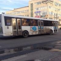 После праздничного фейерверка омичи смогут уехать на автобусах