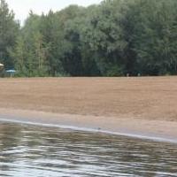 У жителей омского Большеречья появился свой пляж