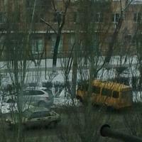 В Омске женщина за рулем иномарки врезалась в маршрутку