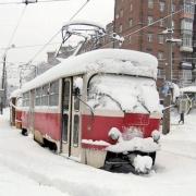 Транспорт переходит на зимнее расписание
