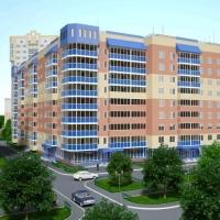 В Омске построили еще один дом с квартирами для льготников