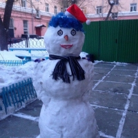 В Омске проведут конкурс «Лучший снеговик»