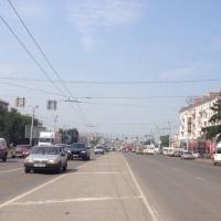 Раньше срока открыли движение по Ленинградской площади в Омске