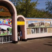 Большереченский зоопарк решает судьбу новорожденного зааненского козленка