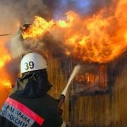 Омским пожарным удалось спасти 28 жизней