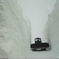"""Мэрия вывезет с улиц Омска """"беспрецедентный объем"""" снега"""
