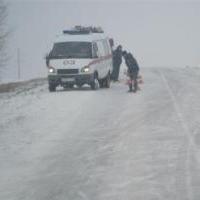 На трассе Челябинск – Новосибирск при столкновении легковушки и большегруза погибли двое омичей