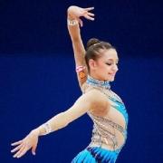 Евгения Канаева победила на этапе Гран-при во Франции