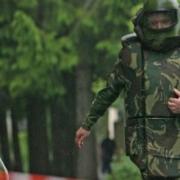Гранату из Ленинского округа уничтожили в Новосибирске