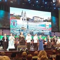 Дни Минска в Омске начались с концерта Президентского оркестра Беларуси
