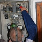 Омичей отключают от электричества за долги