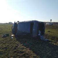 На трассе в Омской области погиб водитель «Рено»