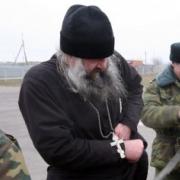 В Омске православному священнику плеснули в лицо хлоркой
