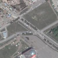 В Омске в 2015 году появится развязка улиц Конева и 70 лет Октября