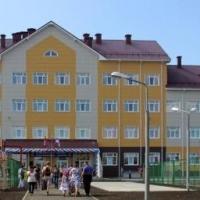 К новой школе №53 на Левобережье Омска хотят проложить водопровод