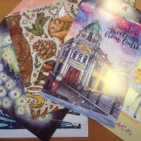 Юные омичи получают от Деда Мороза музыкальные поздравления по почте