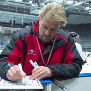 Петри Матикайнен научился работать в команде благодаря полиции
