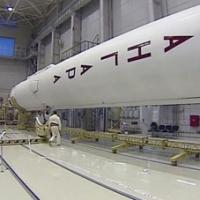 Омские детали улетели в космос на первой российской ракете-носителе