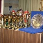 Награждены победители омского первенства по футболу