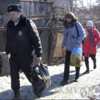 Гуманитарную помощь оказали детям из неблагоприятных семей в Омске и области